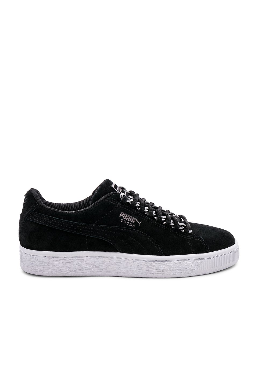 Suede Classic x Chain Sneaker