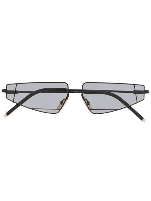 Fendi Eyewear cat eye frame sunglasses