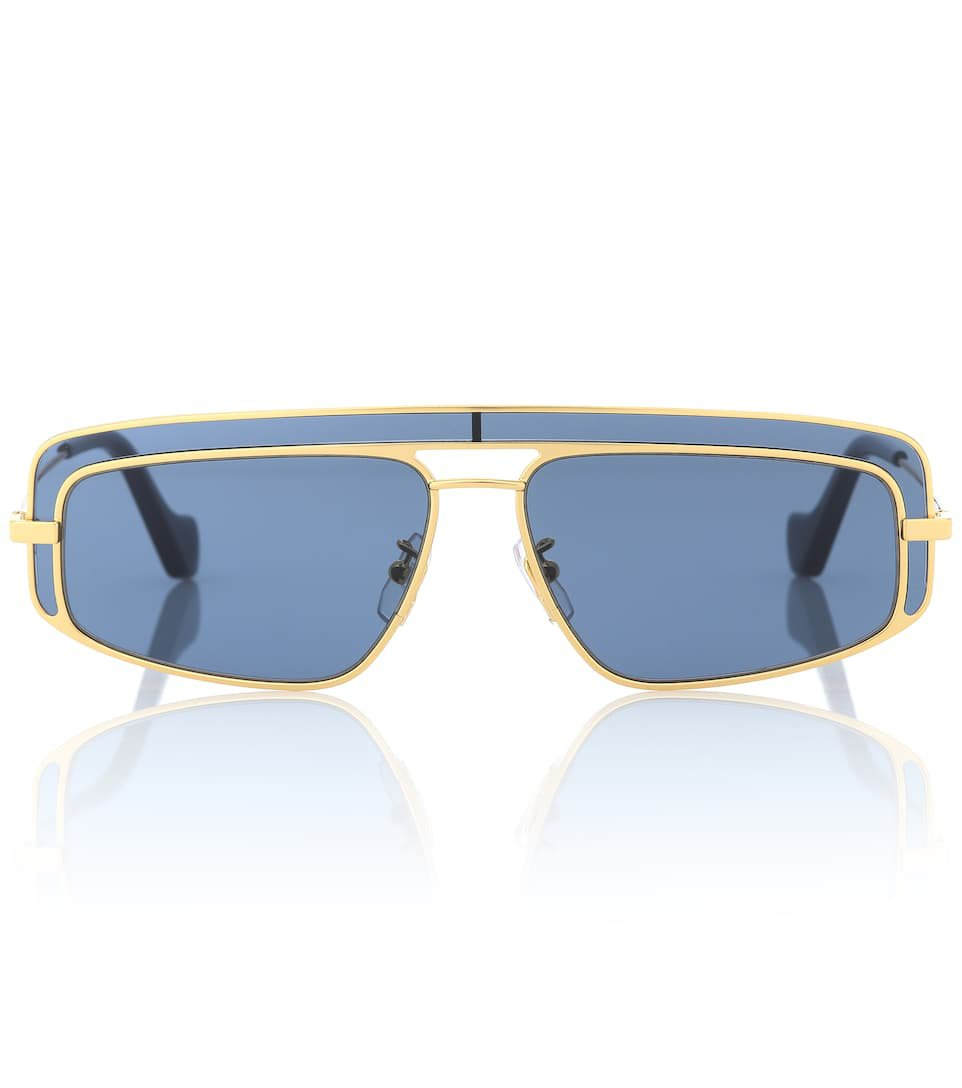 Rectangular Sunglasses - Loewe   Mytheresa