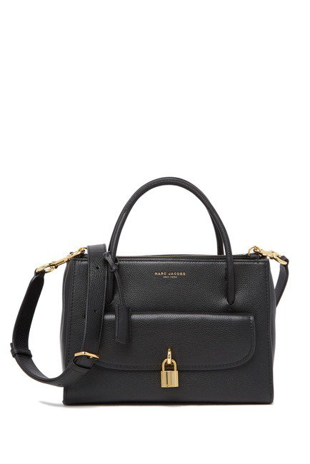 Marc Jacobs | Lock That Leather Tote Bag | Nordstrom Rack
