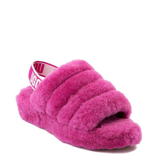 Womens UGG® Fluff Yeah Slide Sandal | Journeys