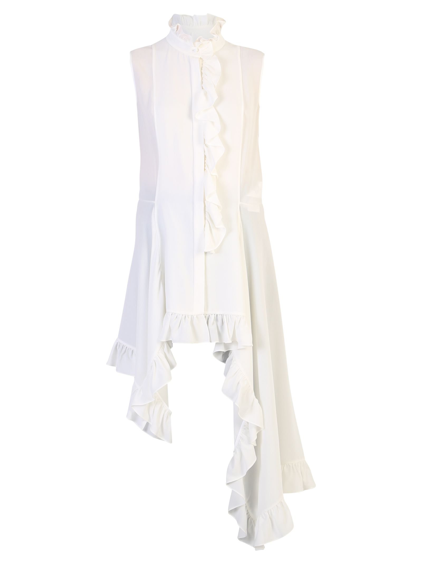 Alexander McQueen Ruched Blouse