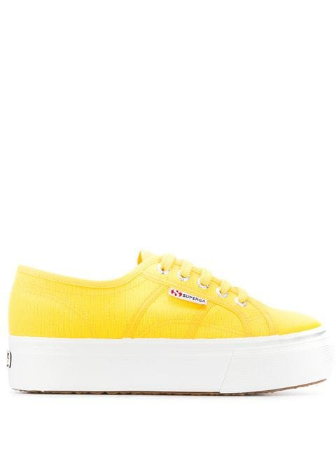 Superga 2790 Flatform Sneakers - Farfetch