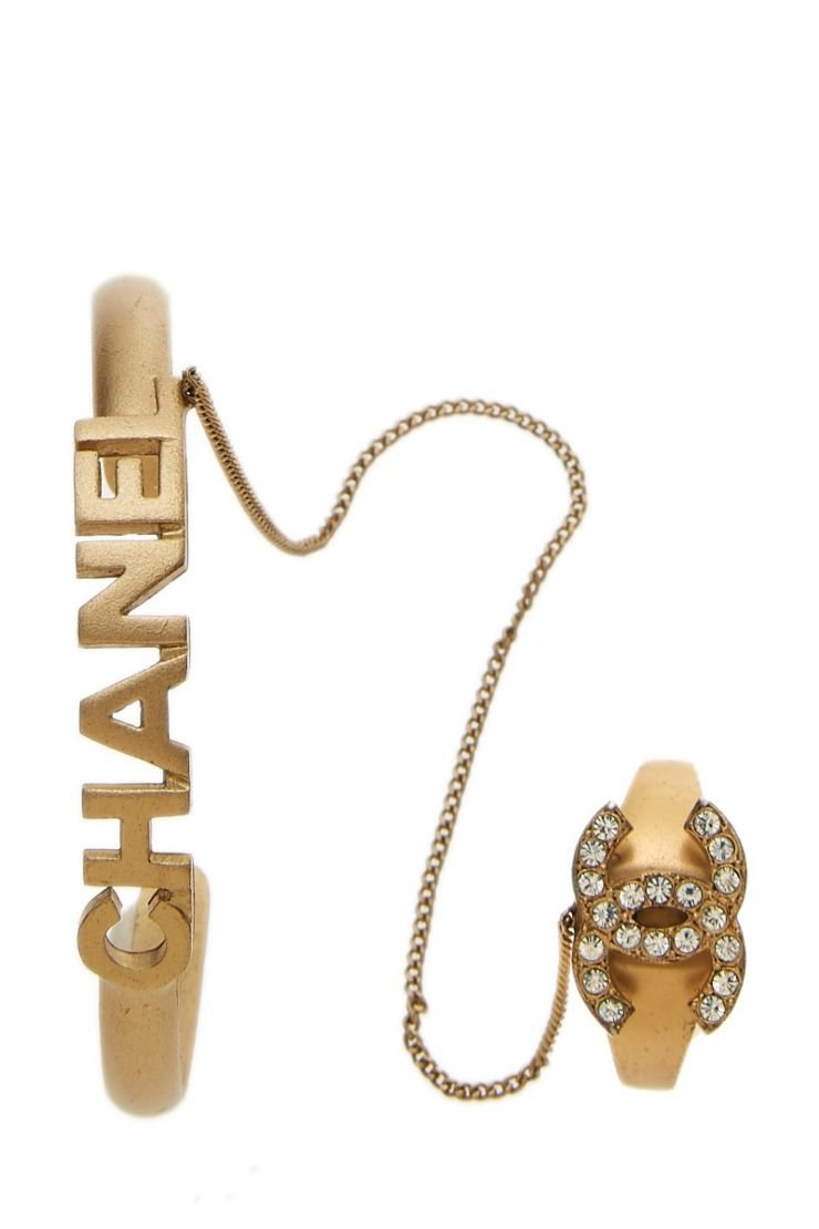 Chanel bracelet and ring