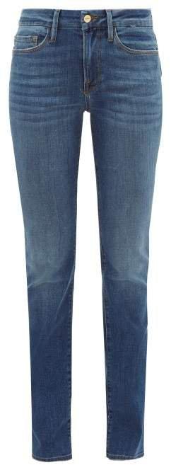 Le Mini Boot Bootcut Jeans - Womens - Denim