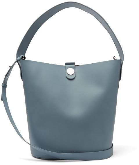 Swing Large Bucket Bag - Womens - Blue