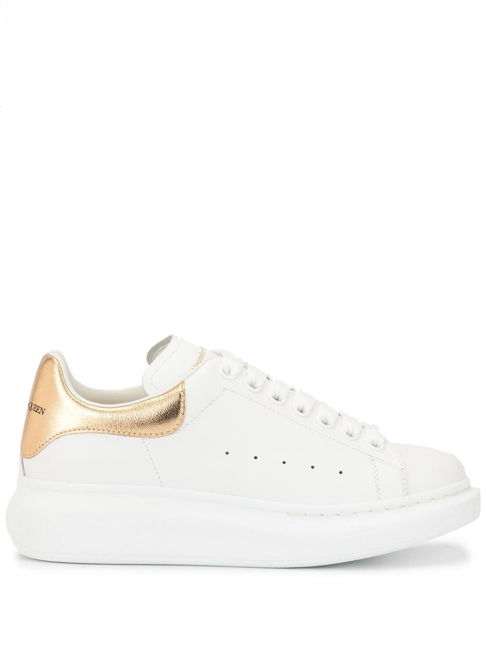 Alexander McQueen Chunky low-top Sneakers - Farfetch