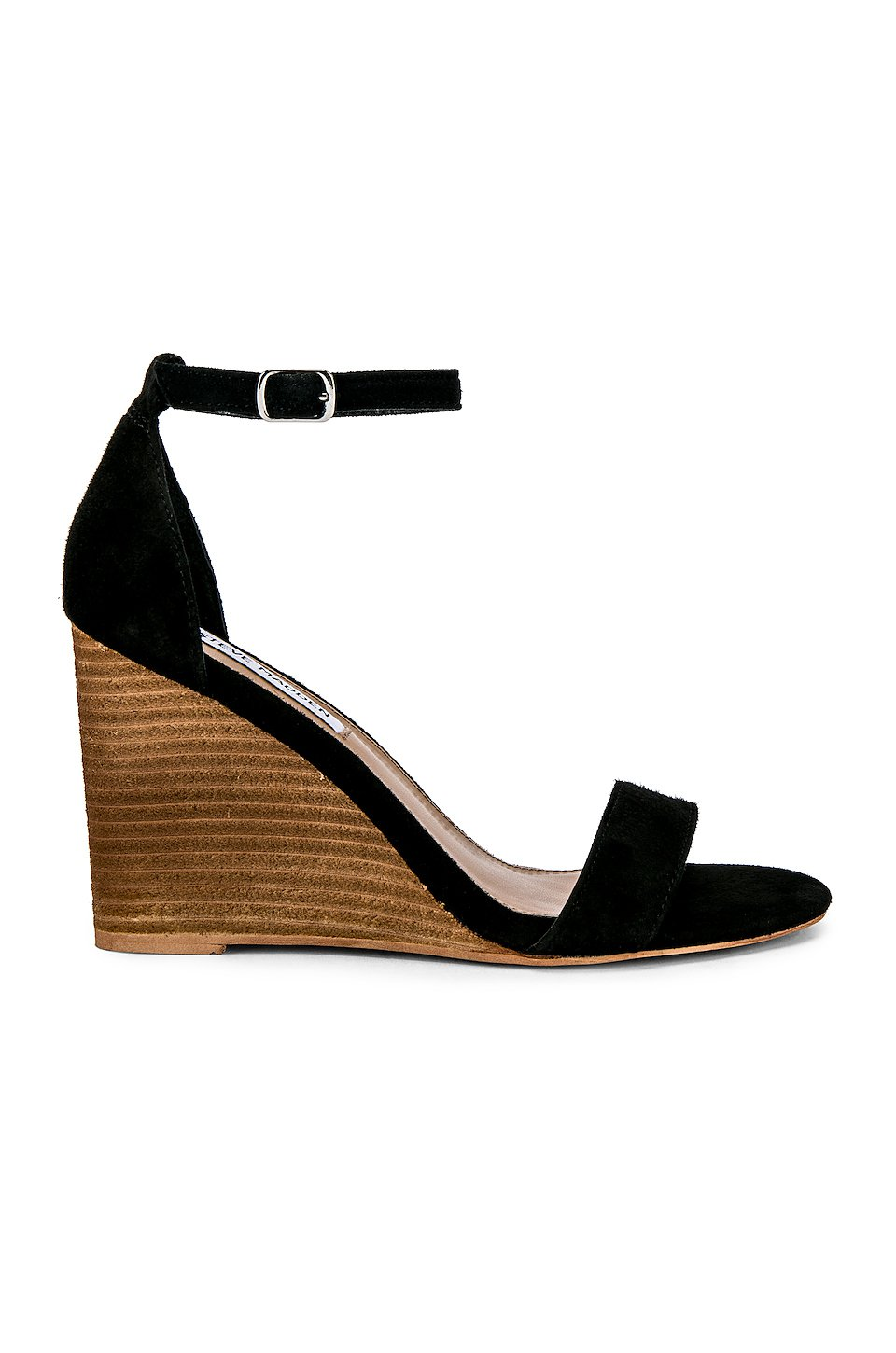Mary Suede Wedge