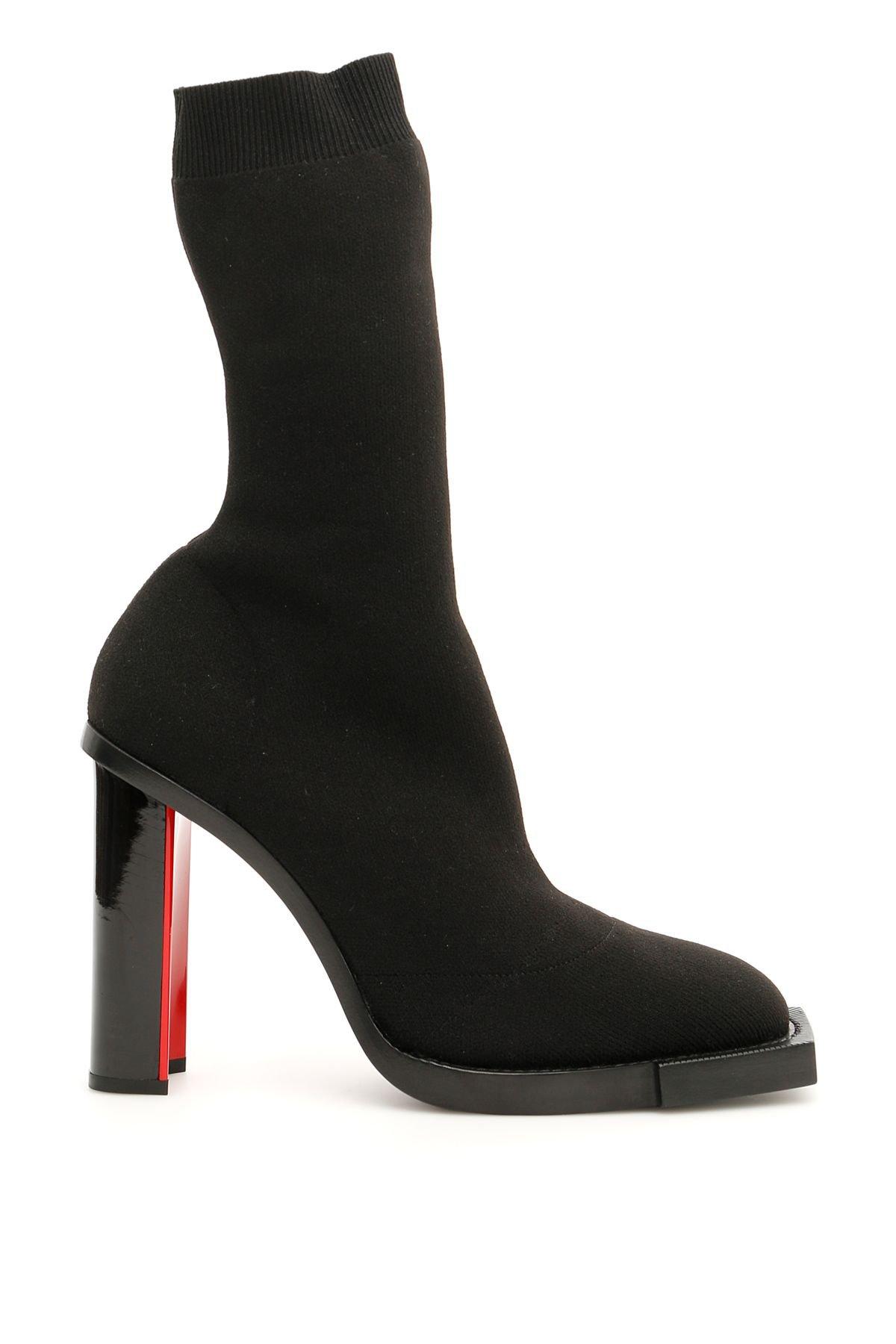 Alexander McQueen Hybrid Sock Boots