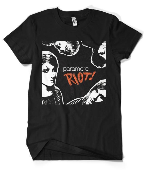 Paramore T-Shirt Mech Online Store – Musico T-Shirts Shop