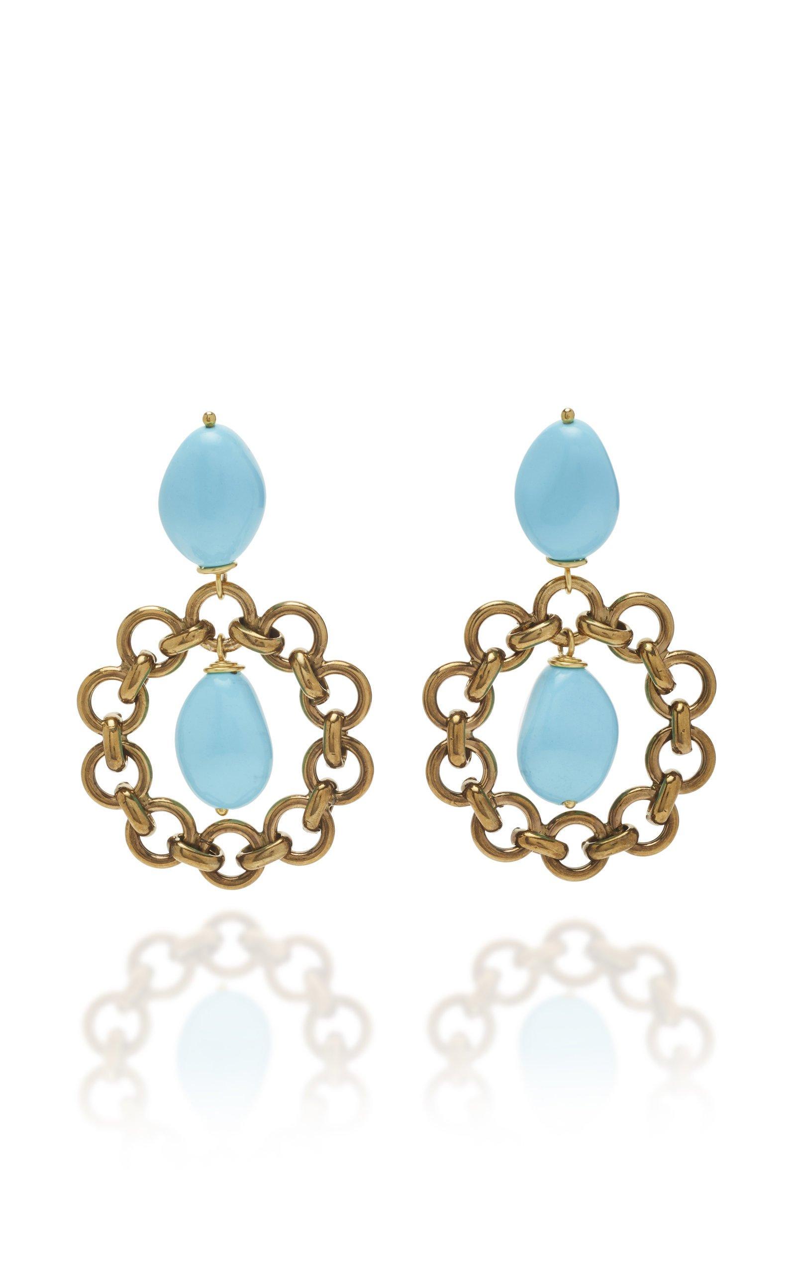 Grazia & Marica Vozza Earrings Silver Joint