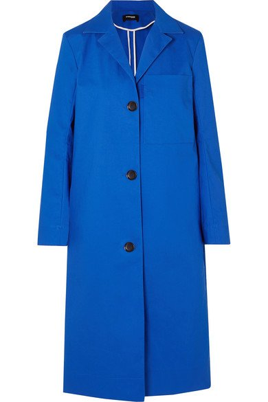 Kwaidan Editions | Bonded cotton-blend coat | NET-A-PORTER.COM