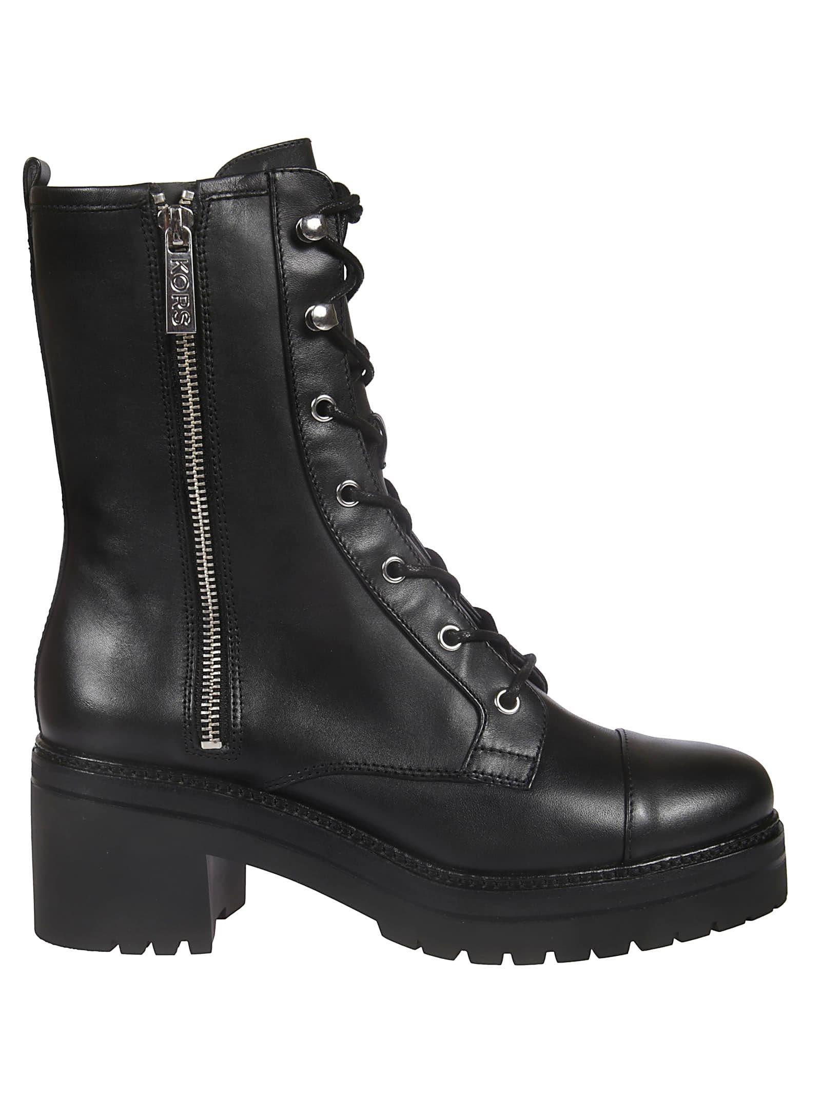Michael Kors Anaka Lace Up Boots