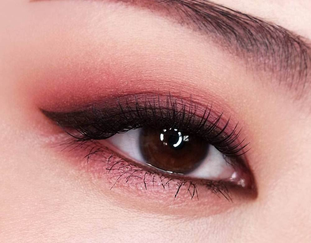 eye makeup korean - Google Search