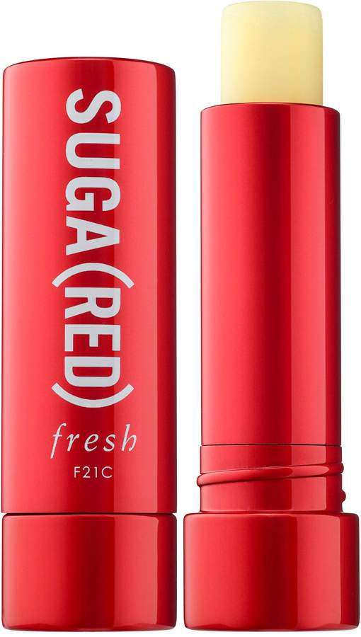 Suga(RED) Lip Treatment Sunscreen SPF 15