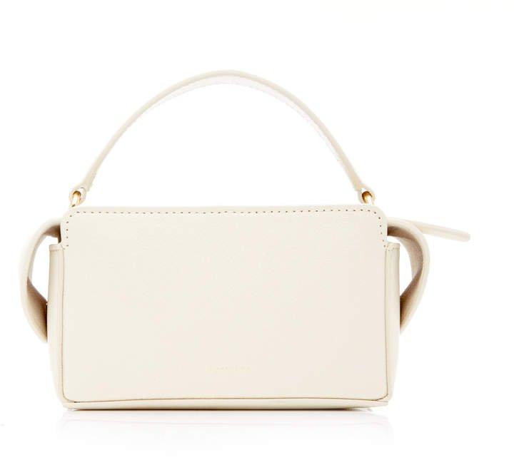 Yara Box Leather Shoulder Bag