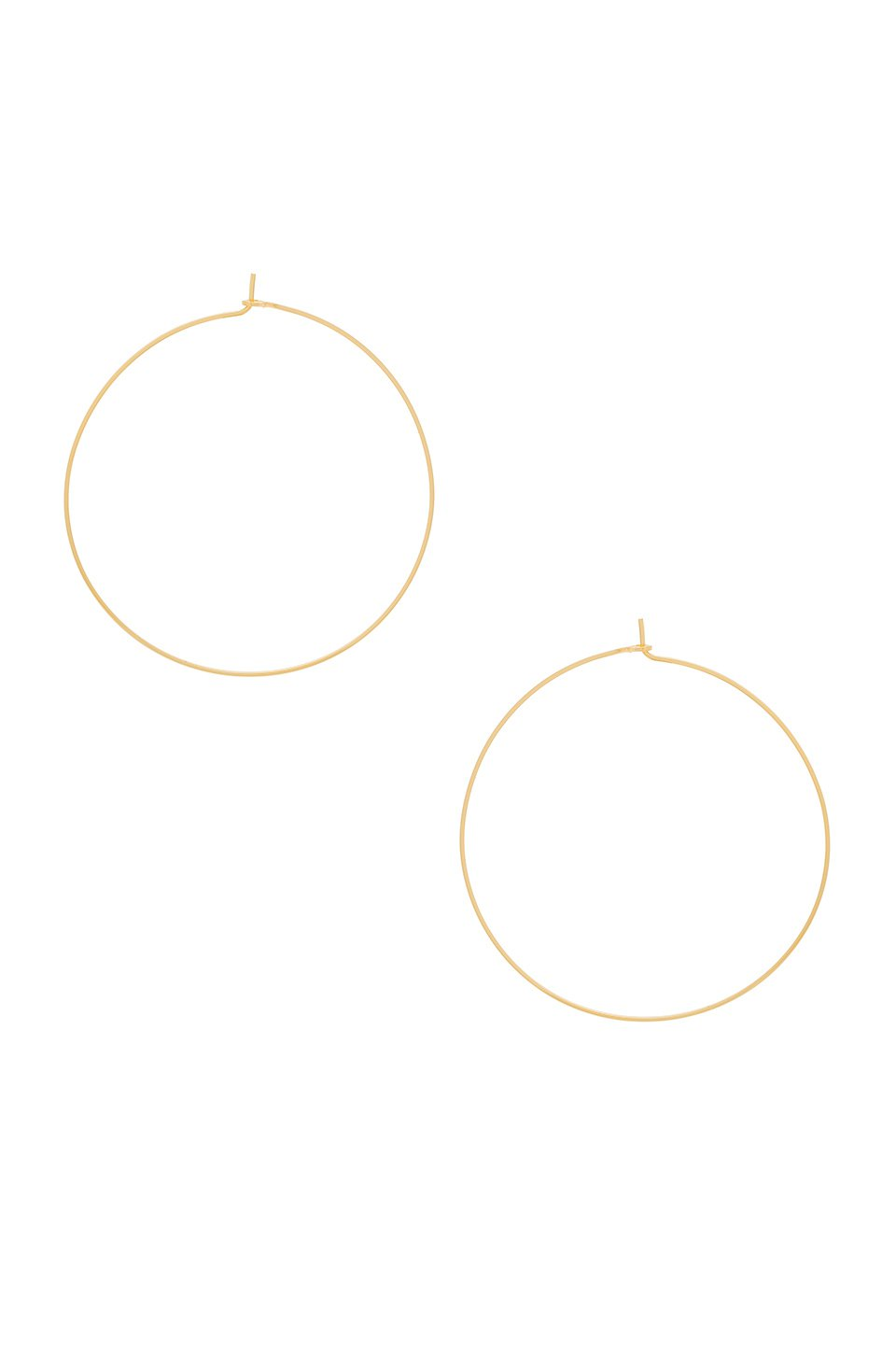 The Capri Wire Hoops
