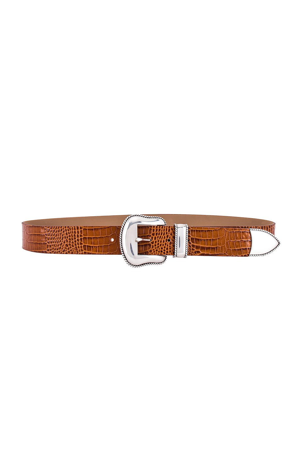 Villian Croco Belt
