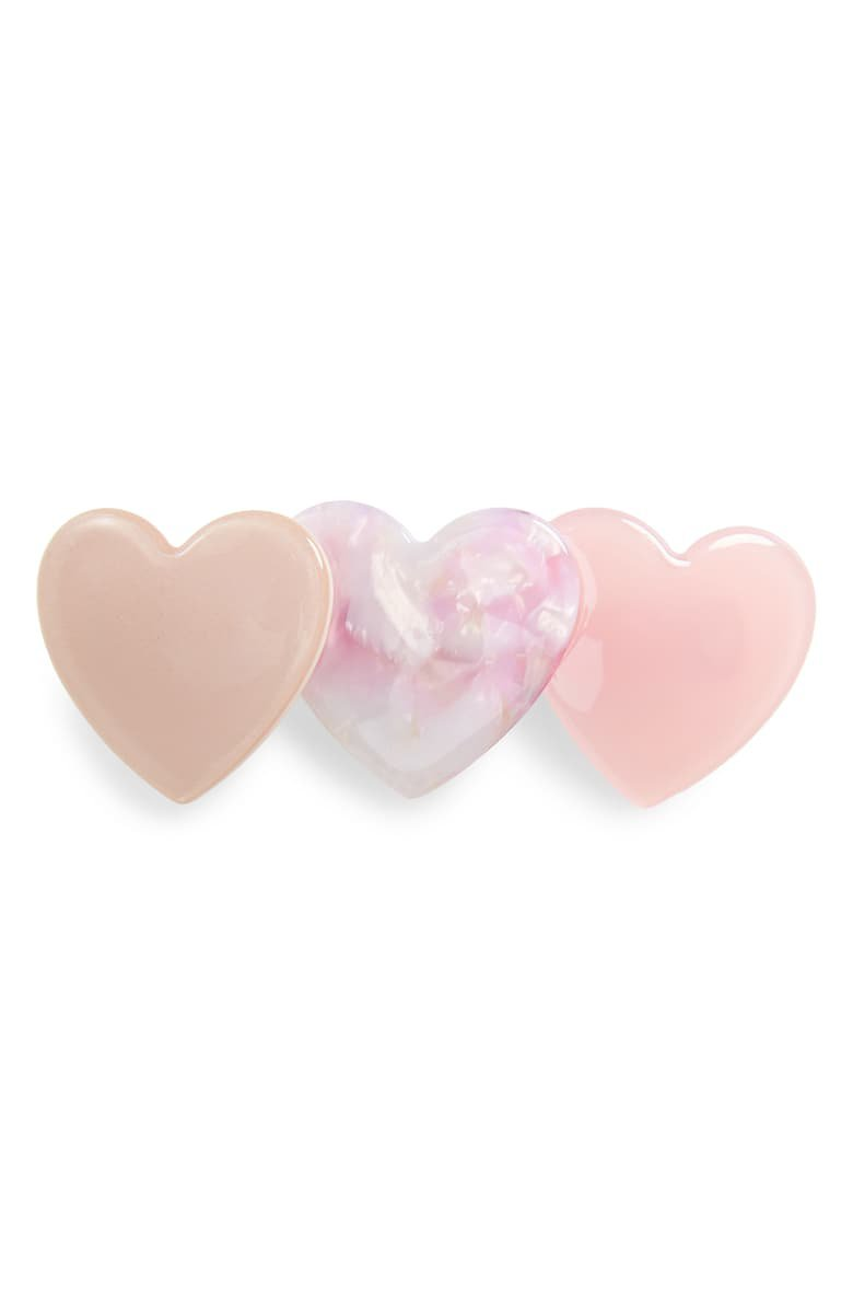 8 Other Reasons Candy Heart Hair Clip | Nordstrom