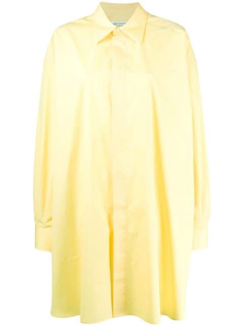 Maison Margiela Oversized Shirt - Farfetch