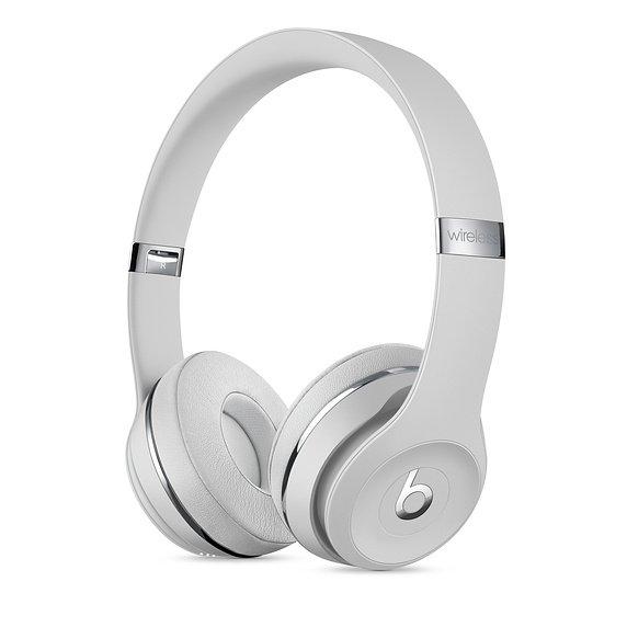 Casque supra-auriculaire sansfil Solo3 Beats - Or satiné - Apple (FR)