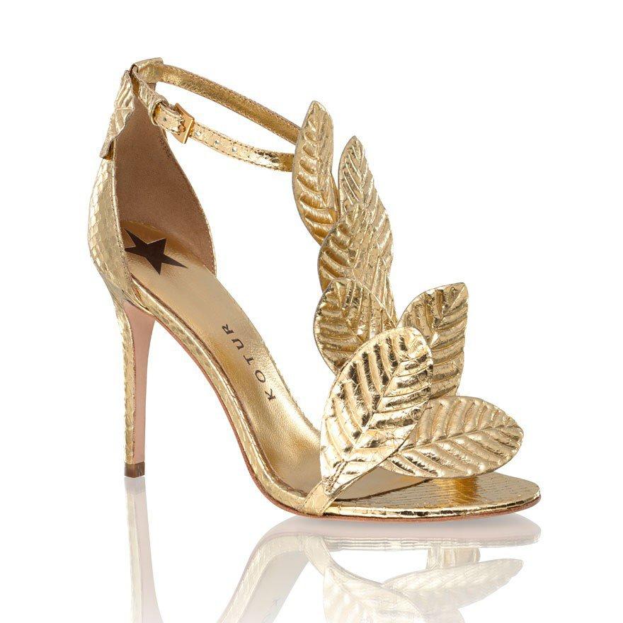 Heels- GILDA SHOES GOLD Snakeskin No koturltd.com - Buscar con Google