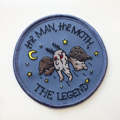 the man patch