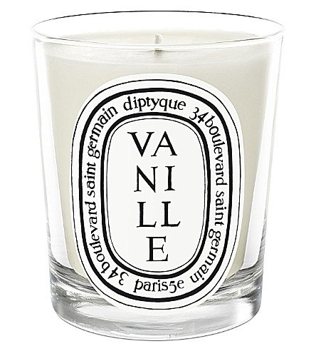 DIPTYQUE - Vanille scented candle 190g | Selfridges.com