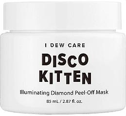 I Dew Care Disco Kitten Mask