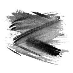 Black Watercolor