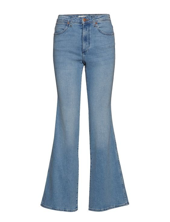 Wrangler RETRO FLARE - Jeans