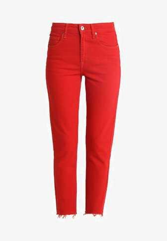Tiger of Sweden Jeans LEA - Relaxed fit jeans - valiant poppy - Zalando.co.uk