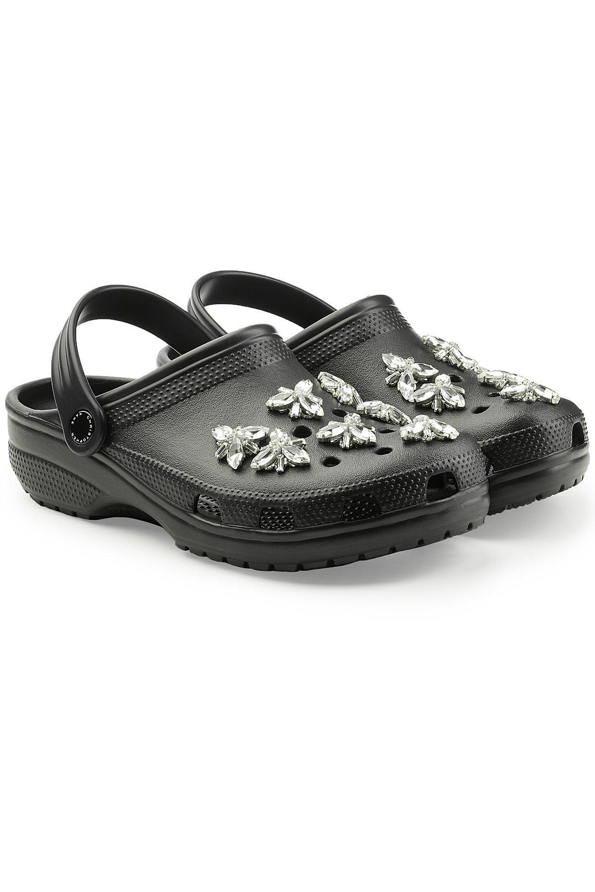 Embellished Crocs Gr. EU 40