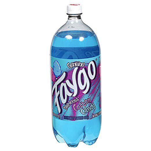 Amazon.com : Faygo Cotton Candy 2 liter : Grocery & Gourmet Food
