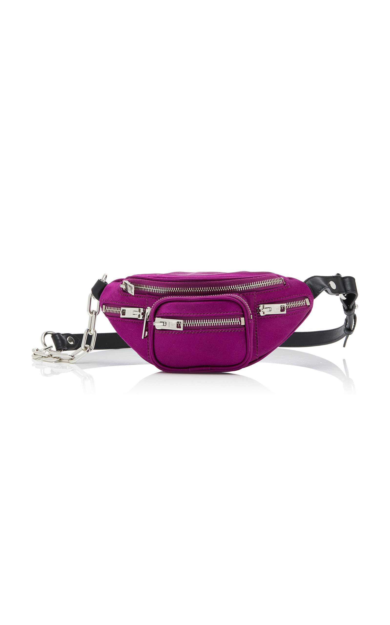 Alexander Wang Attica Satin Belt Bag