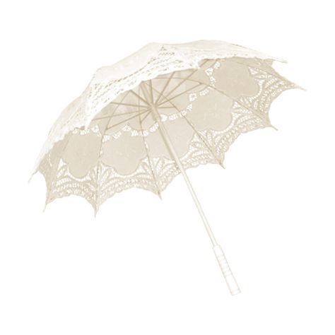cream white filler png umbrella parasol