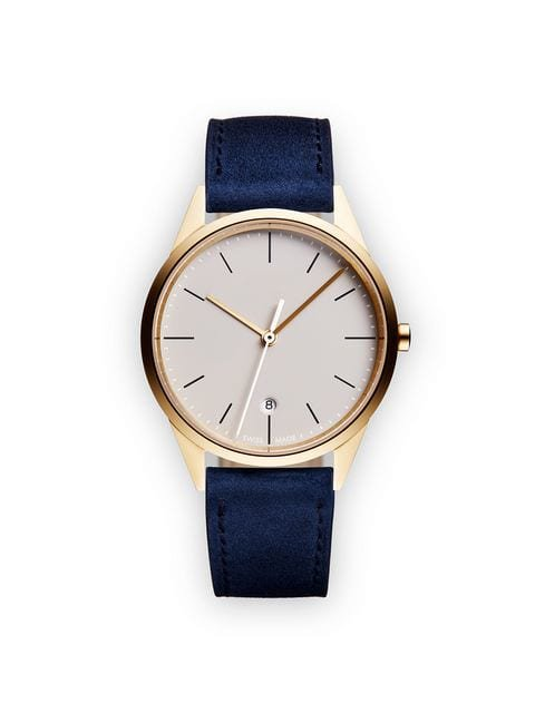 Uniform Wares C36 Date Watch - Farfetch