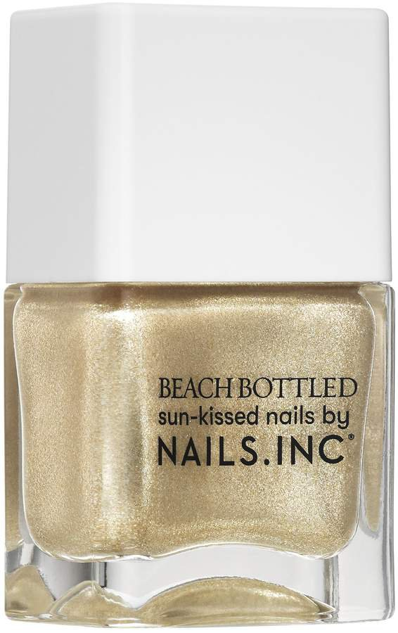 Beach Bottled Nail Polish Collection