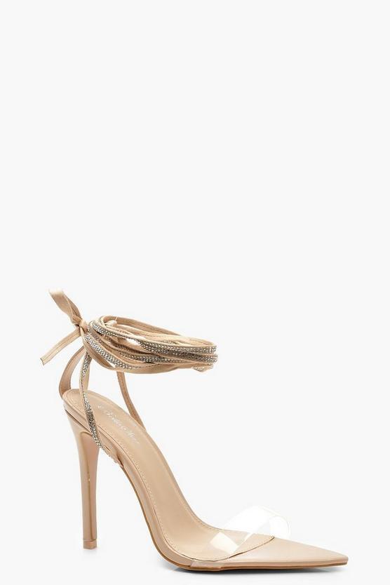 High Heels | Platform Heels, Pump Heels, Print & Nude Heels | boohoo