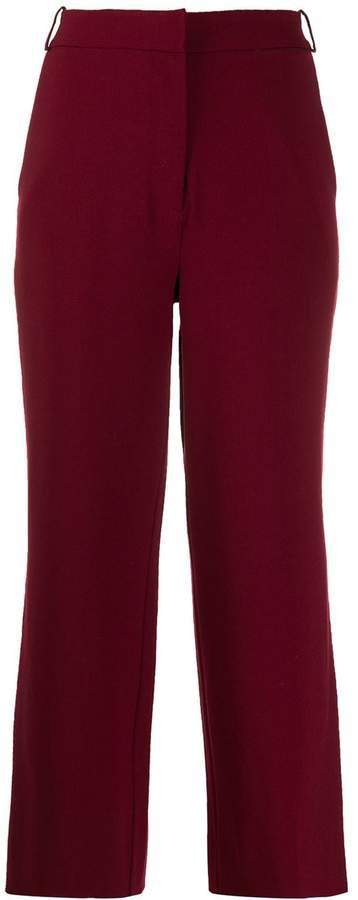 Chinti & cropped trousers