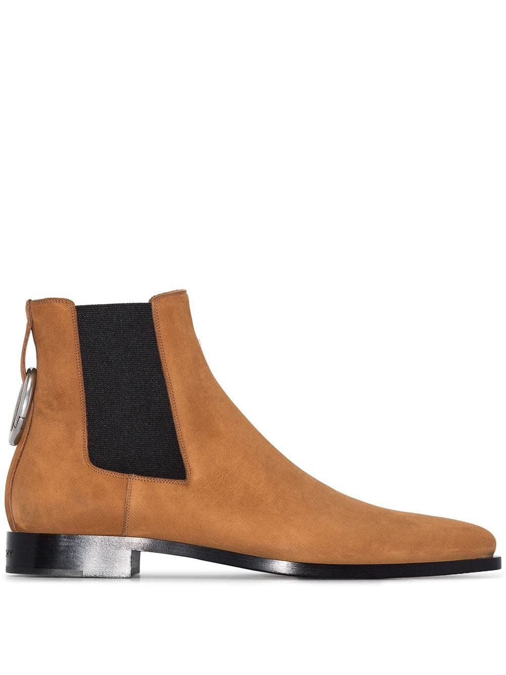 Givenchy Loop Chelsea Boots - Farfetch