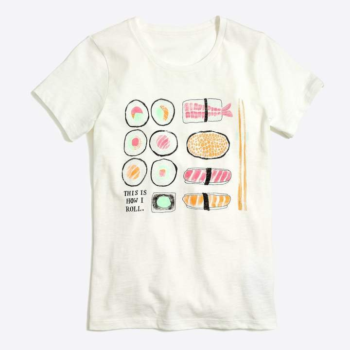 Sushi collector T-shirt