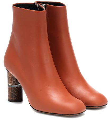 Clowesia leather ankle boot