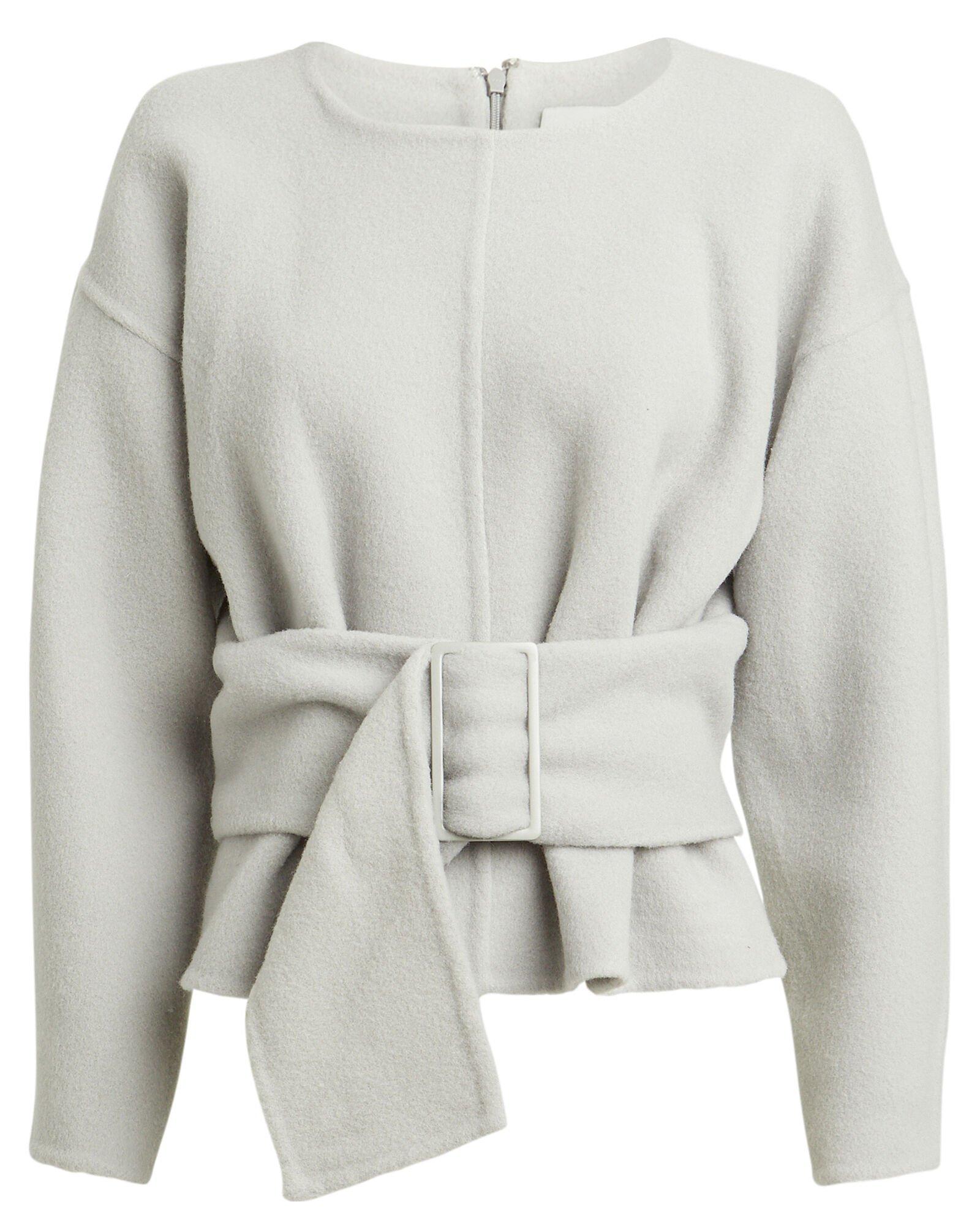 3.1 Phillip Lim | Belted Wool-Blend Sweater | INTERMIX®