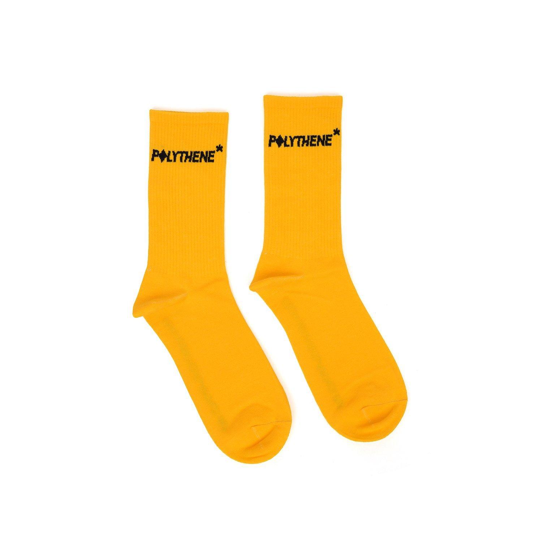 Polythene* Socks Yellow – Concrete