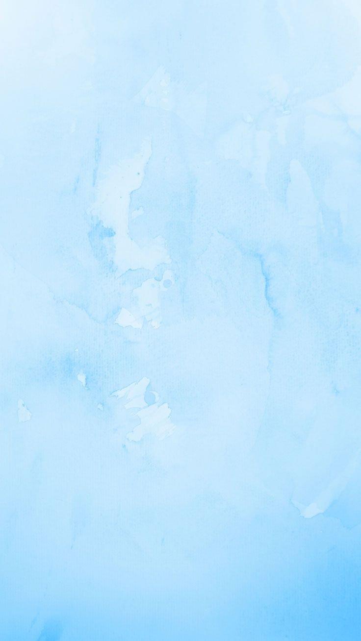 Pastel Blue Watercolor Wallpaper Iphone Shoplook