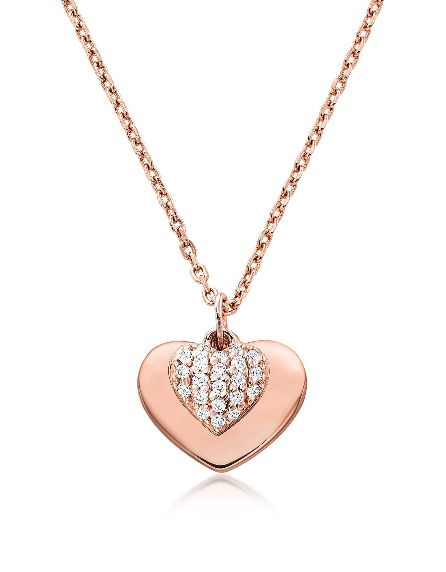 Michael Kors Kors Pavé Love Women's Necklace