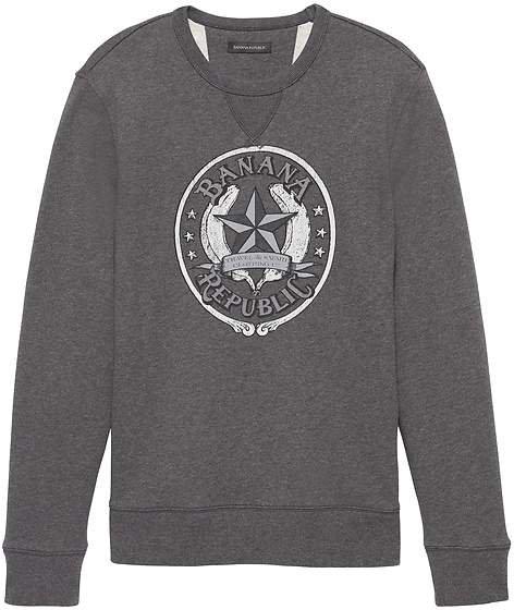 French Terry Archival Logo Sweatshirt