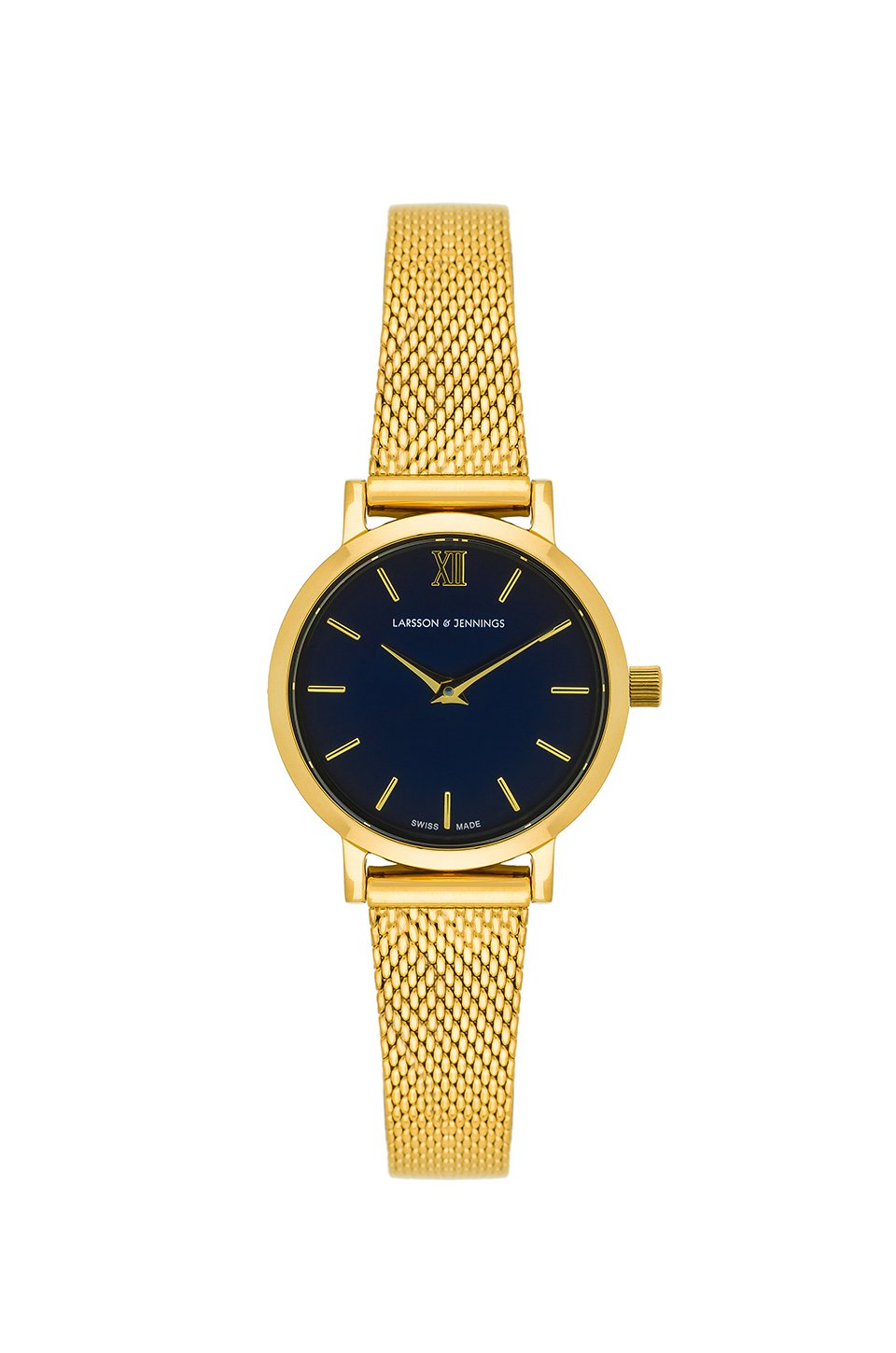 5th Anniversary Lugano Solaris 26mm Watch