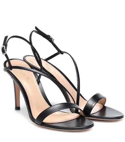 Manhattan 85 leather sandals